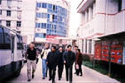 肥西县人民医院体检科