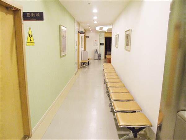 体检中心走廊