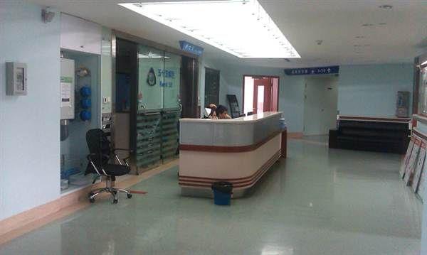 住院体检之护士台