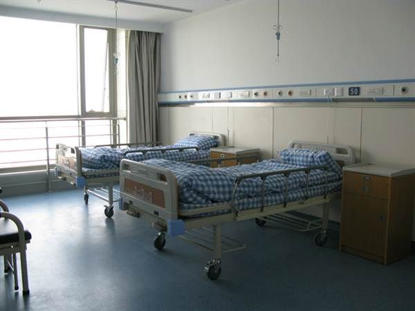 干净整洁的病房