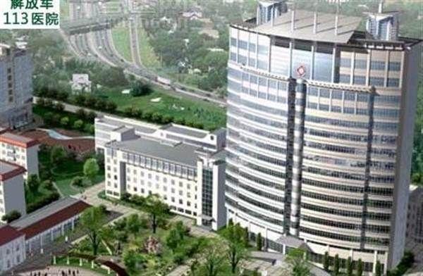 医院全景图