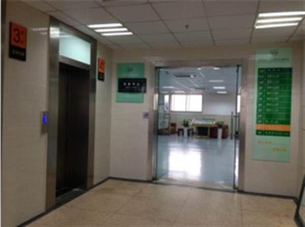 武警浙江总队医院电梯区
