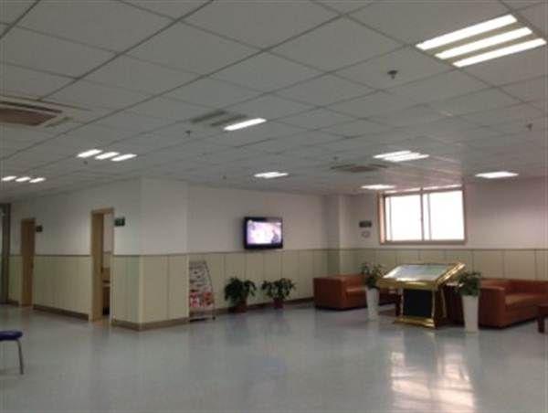 武警浙江总队医院中心大厅