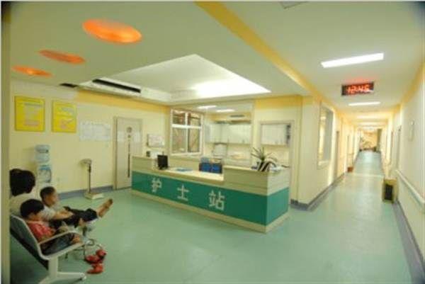上饶曙光医院体检中心护士站
