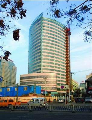 宁波市第一医院外观2