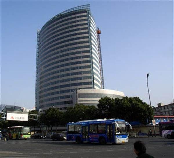 宁波市第一医院外观