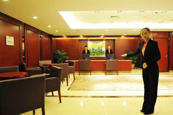 爱康国宾深圳科技园科兴体检中心(分院)VIP前台大厅