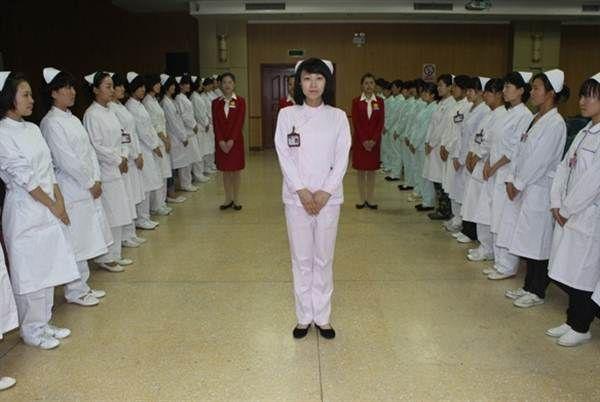 武警河南总队医院护士培训