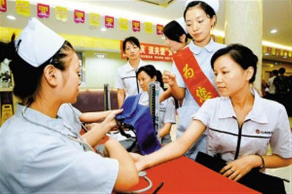 深圳武警边防医院体检