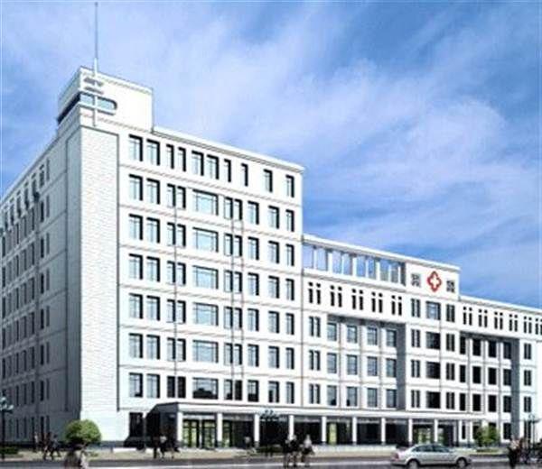 深圳武警边防医院医院外观