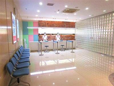 成都普惠体检中心(高新店)