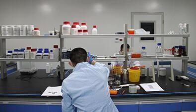 美晶基因检测中心实验室