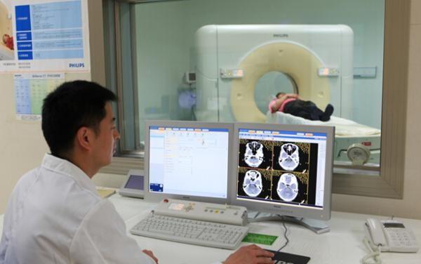常安体检中心体检仪器