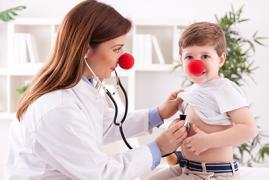 儿童健康体检卡