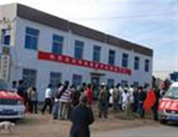 太原钢铁公司迎新街医院体检中心