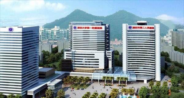 深圳市第二人民医院(深圳大学第一附属医院)体检中心