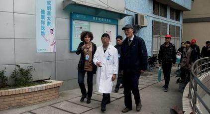上海南洋医院体检科