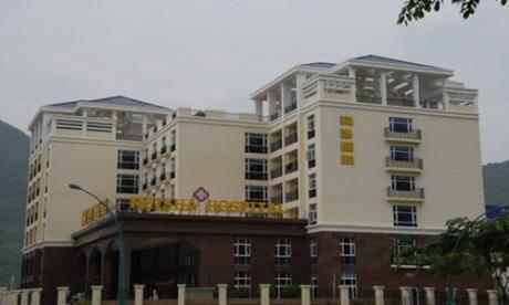 深圳市梅沙医院体检科