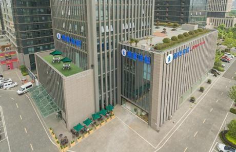 宁波甬康体检中心