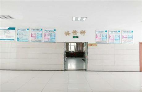 吉安市新干县人民医院体检中心