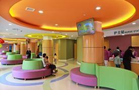上海浦滨儿童医院体检中心
