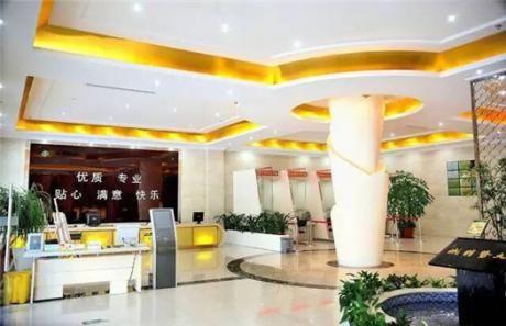 台州市椒江万康体检中心