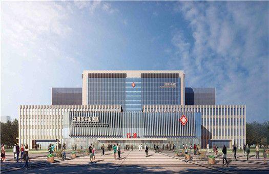 太原市中心医院体检中心(汾东院区)