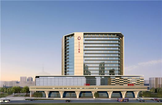 成都三六三医院体检中心(犀浦院区)
