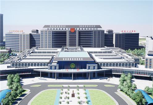 山西白求恩医院综合医疗保健中心