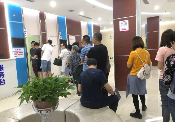 长沙市第一医院体检中心