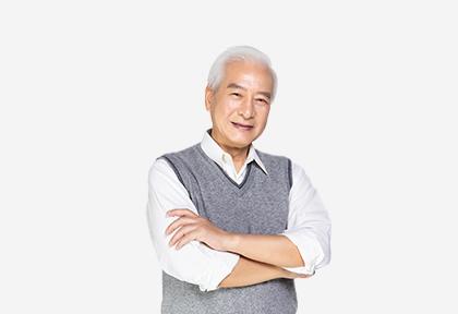 宝鸡新华健康体检中心老年体检套餐(男)