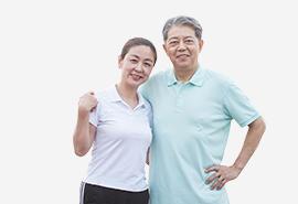 泰安美年大健康体检中心夕阳红套餐(男)