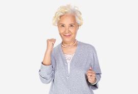 义乌美年大健康体检中心夕阳红套餐(女未婚)
