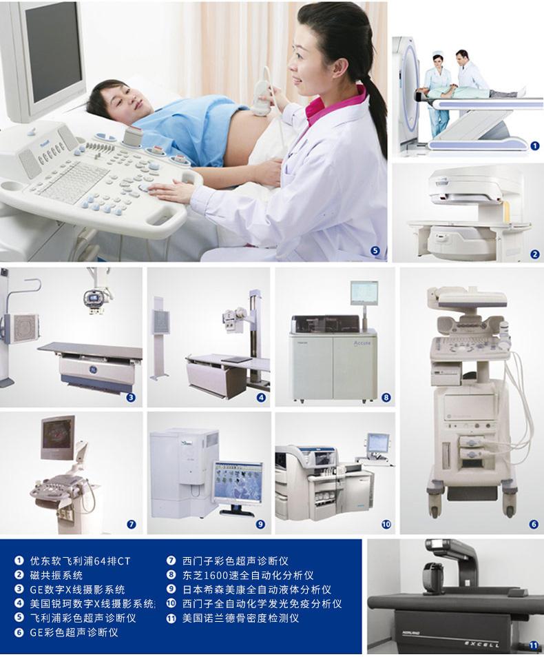 体检中心介绍